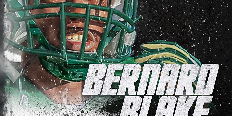 Bernard Blake FREE Camp & Showcase
