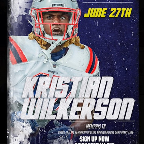 Kristian Wilkerson FREE Camp & Showcase