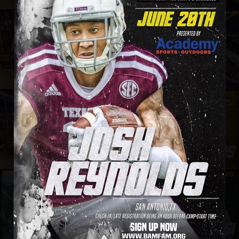 Josh Reynolds FREE Camp & Showcase