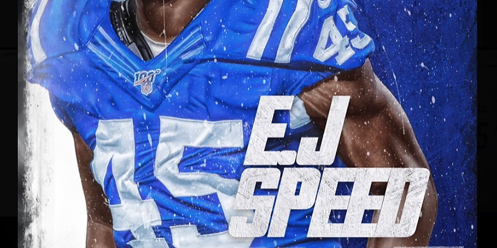 EJ Speed FREE Camp & Showcase supported by Main Event