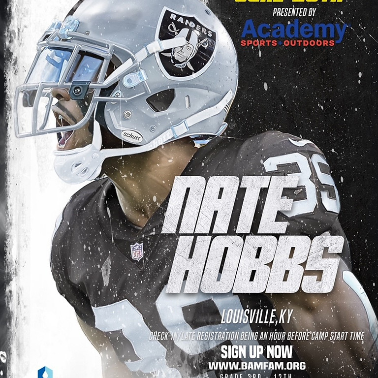 Nate Hobbs FREE Camp & Showcase