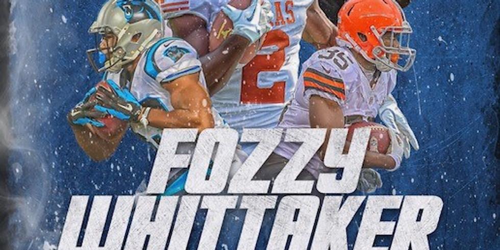 Fozzy Whittaker FREE Camp & Showcase