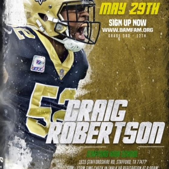 Craig Robertson FREE Camp Showcase