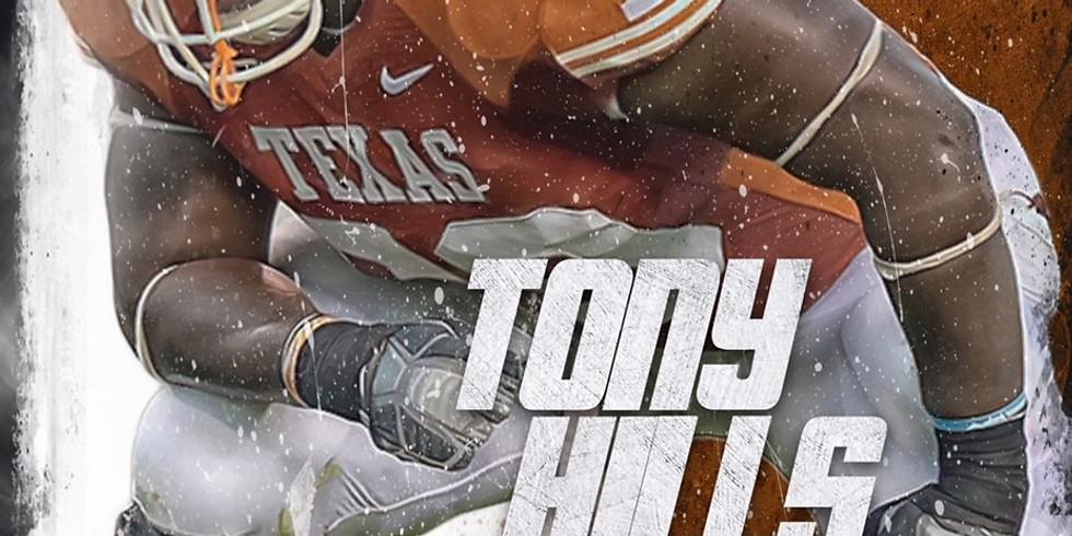 Tony Hills FREE Camp & Showcase