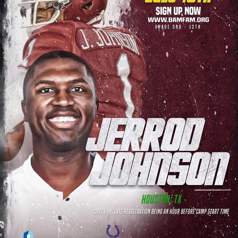 Jerrod Johnson FREE Camp & Showcase