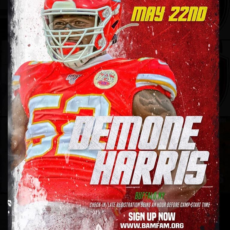 Demone Harris FREE Camp Showcase