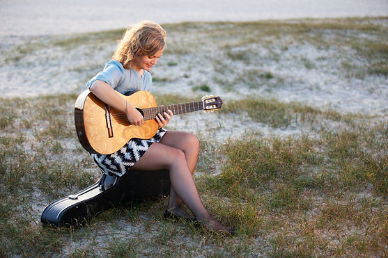 Noortje Vredeveld klassiek gitarist