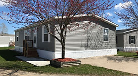 Leonard Gardens Mobile Home Community in Grand Rapids | Current Homes