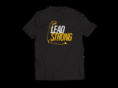 Lead Strong Bold Tee