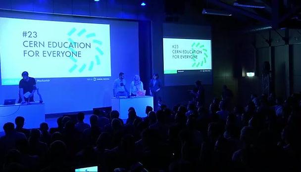 CERN Hackathon, Geneva