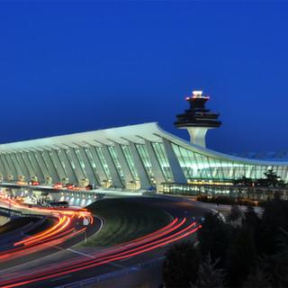Dulles and Washingon National Airports