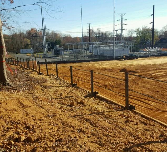 Joppatowne Substation - Site Development