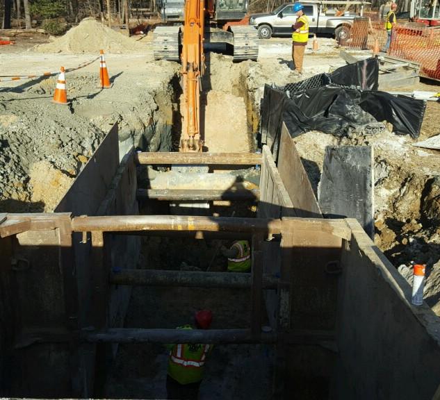 Russett To Tipton - 30KV Underground Construction