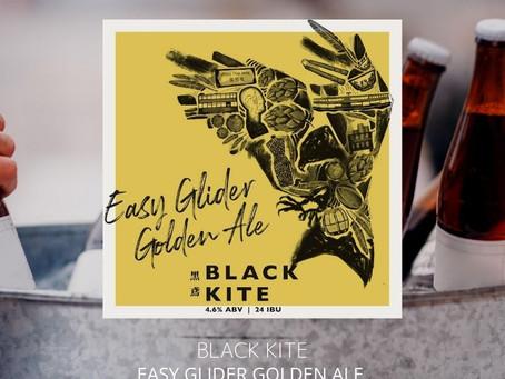 Aug21本地啤酒介紹 - Black Kite Brewery Easy Glider Golden Ale