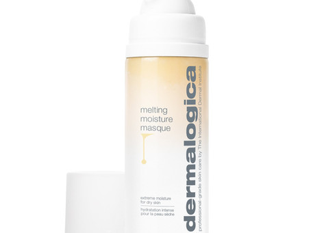 Brand NEW product: The Melting Moisture Masque!