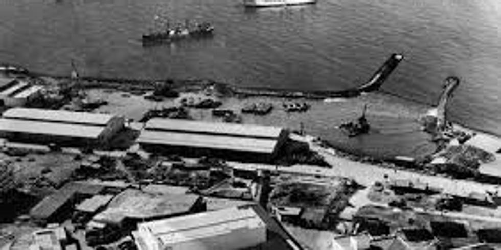 Tel-aviv: le 1er port juif moderne
