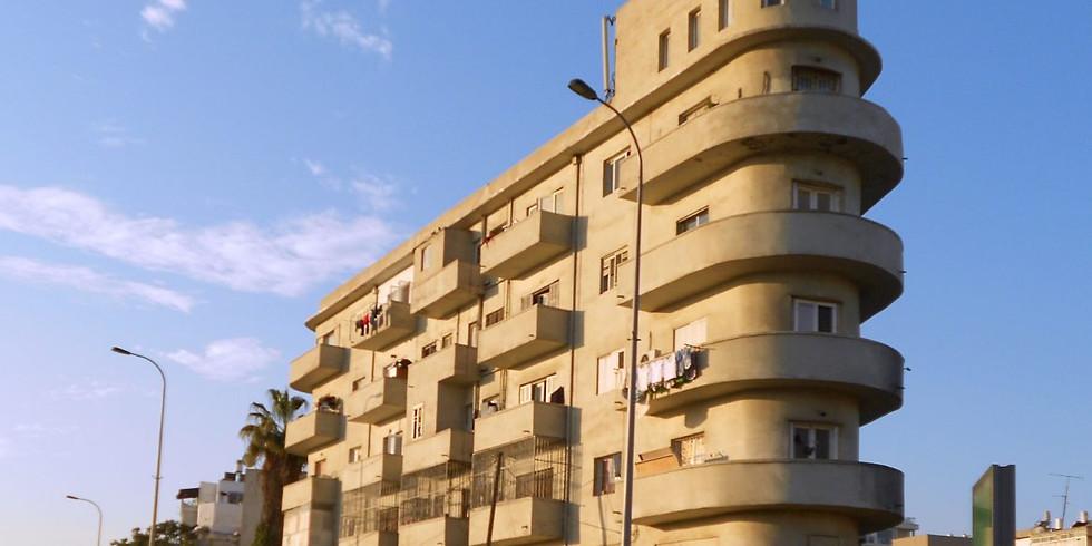 Le Bauhaus àTel-Aviv