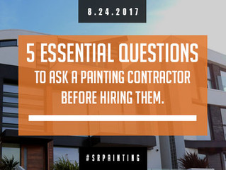 5 Essential Questions to ask before Hiring a San Diego Home Painter