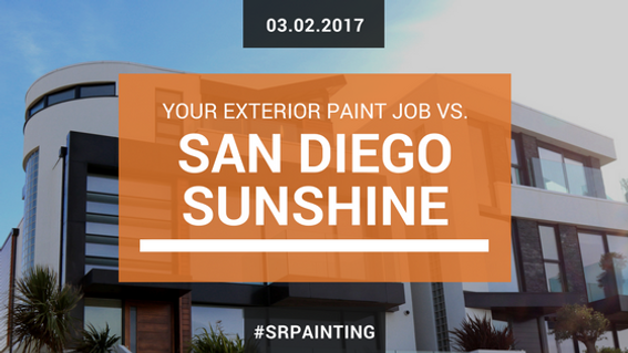 San Diego Exterior House Painter Tips: Your Home vs the Sunshine ...