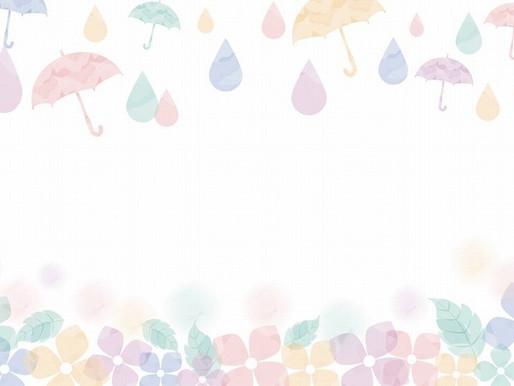 日本語って面白い 🤣(Nihongo tte omoshiroi) ---雨のオノマトペ☔️
