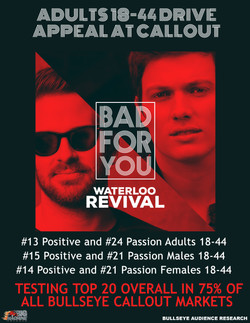 Waterloo Revival - Bad For You
