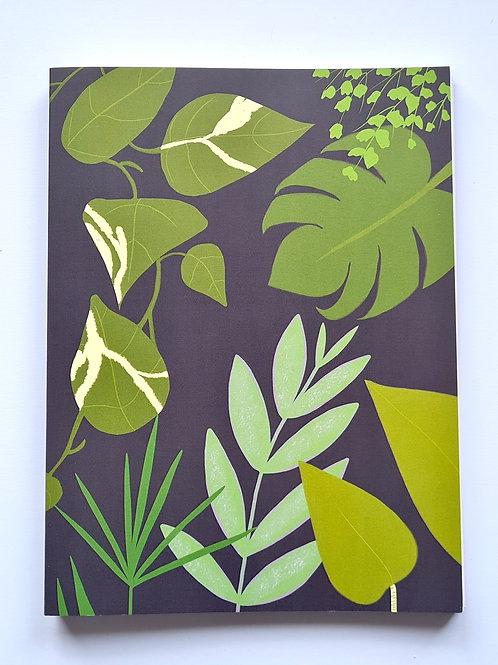 Indoor Jungle Notebook