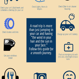 The Ultimate Guide to Prepare for a Road Trip