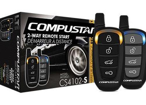 Compustar CS4102-S Remote Start