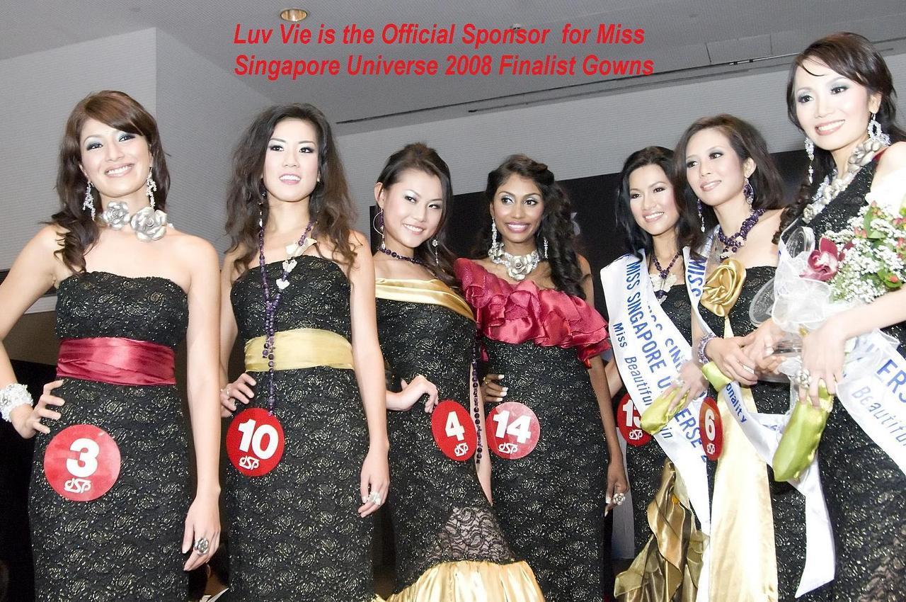Miss+Singapore+Universe+Finalist