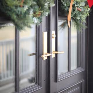Gold Door Handles