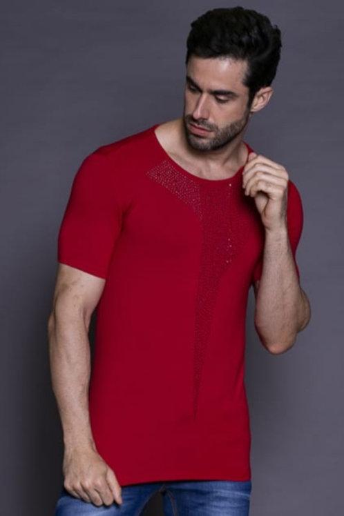 Camiseta Red Long Visco