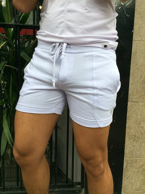 Shorts Cut Branco