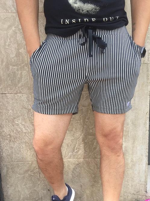 Shorts Milos Preto