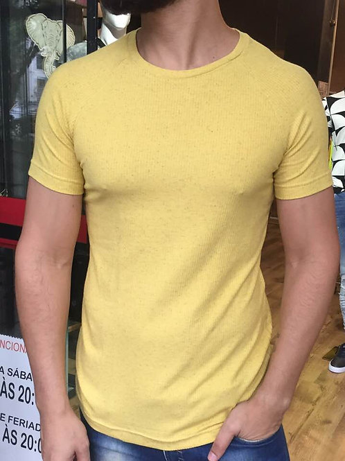 Camiseta Raglan Canelada