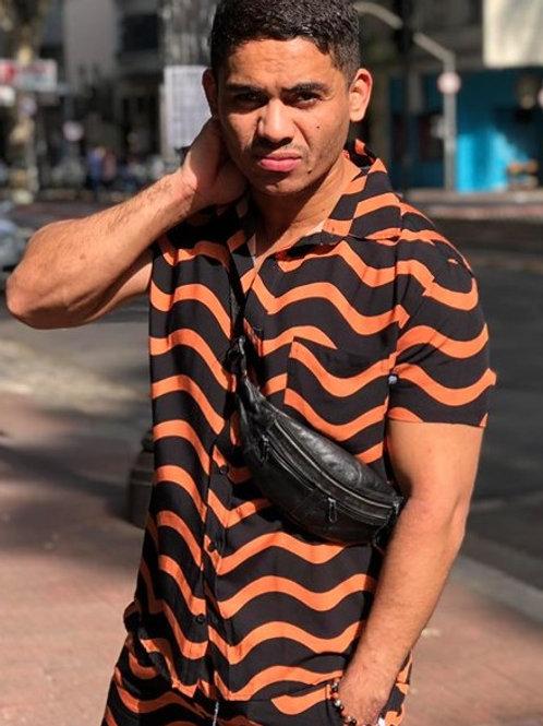 Camisa Estampada Tigrão