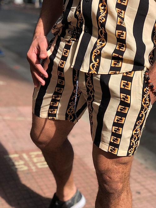Shorts Estampado Verst