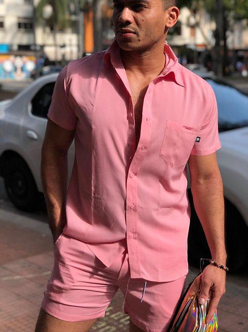 Camisa Rosa Candy