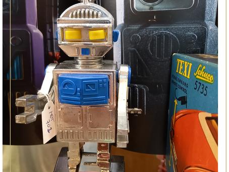 Happy Days Toys, le magasin du jouet ancien déco