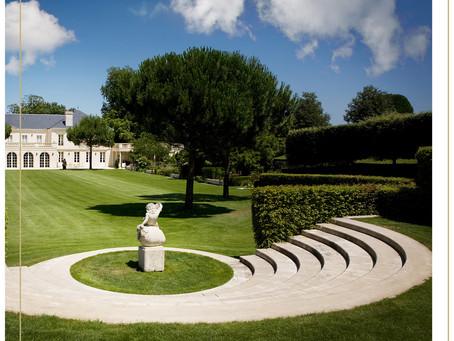 Vignoble du château Malartic-Lagravière