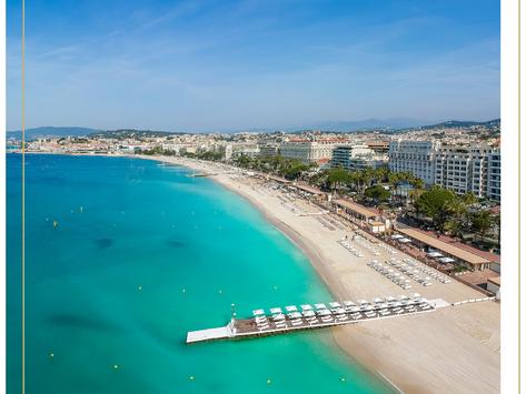 Cannes, la ville du glamour et du luxe