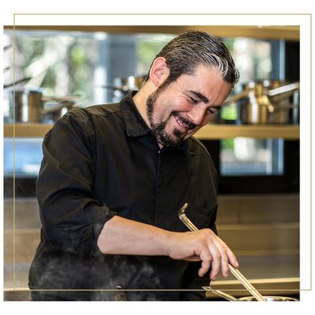Chef Stéphane Carrade - Hôtel Ha(a)ïtza
