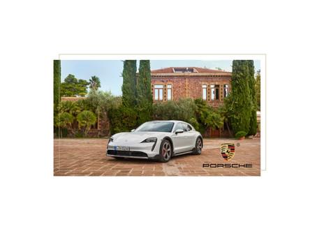 Porsche emmène l'électrique en balade