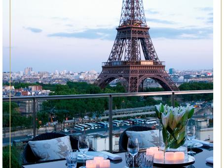 Paris, ville lumière des palaces