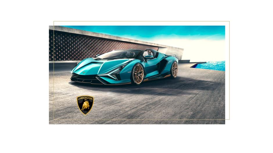 Lamborghini Sián Roadster, la supercar ultime