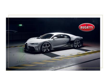 L'extraordinaire Bugatti Chiron Super Sport