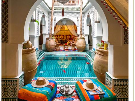 Marrakech, la ville aux milles et une nuit