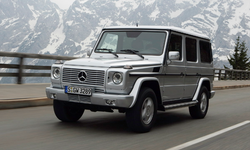 2020 Mercedes gwagon