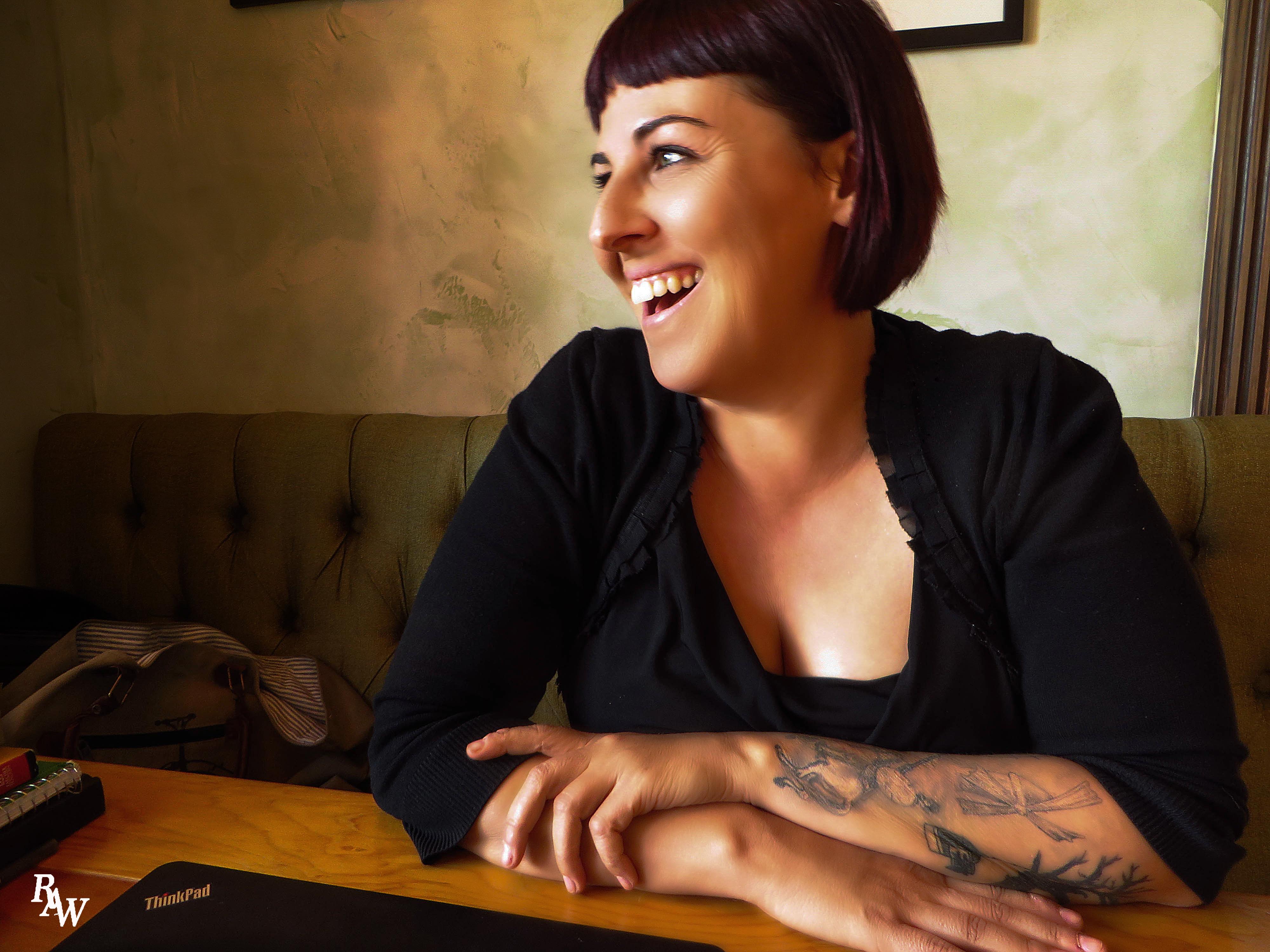 Author Portrait Headshot Wendy