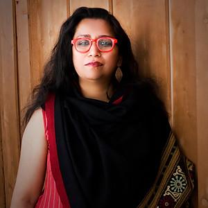 Madhu's Author Portraits