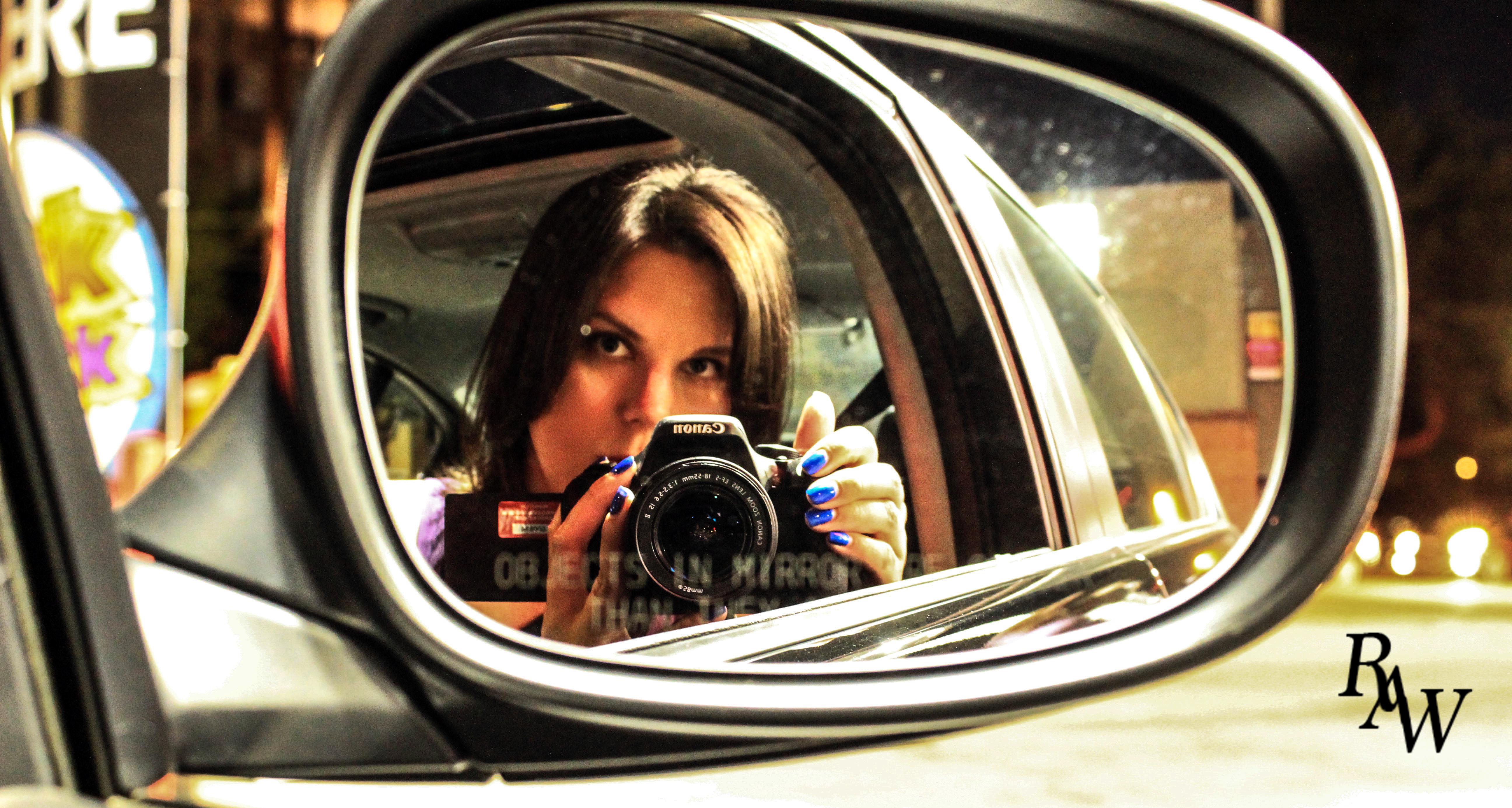 Author Portrait Headshot Rachael